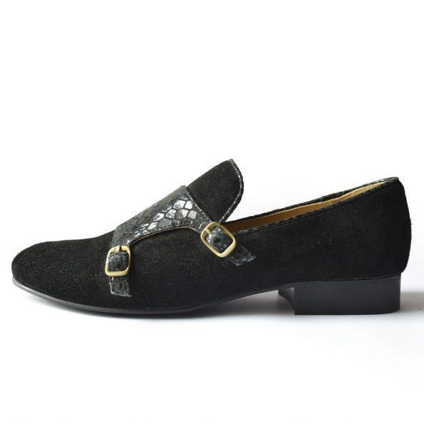 HALO SLIPON BLACK-min